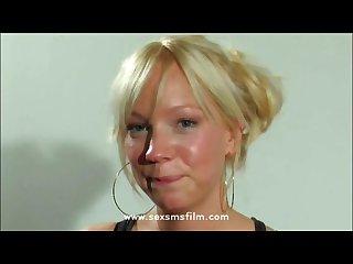 Svensk sexdebut Elise olsson