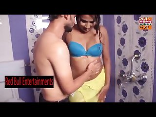 Swathi naidu in bathroom Romance with plumber can t handle it too hot