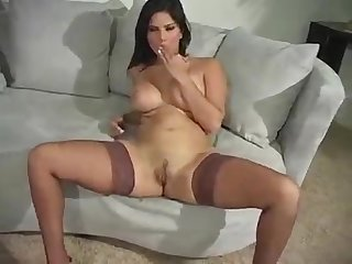 Sunny leone jerk off encouragement full