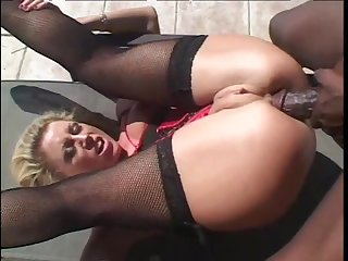 Blonde eye for the black guy 2 scene 3