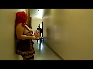 April flores jerry scene from waist watchers 4