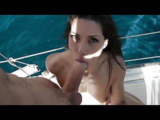 Alexa tomas mermaid fucked on a sailboat clea libertine