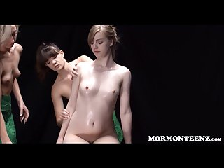 Mormon teen dolly leigh punished by zoe parker
