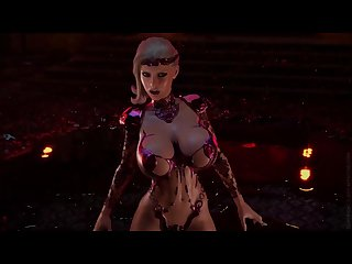 Bloodlust cerene Teaser 3d fantasy Vampire 3dx affect3d animation hentai