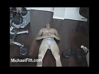 Michael fitt grey underwear