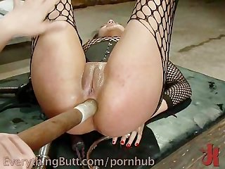 She s a whore for anal punishment