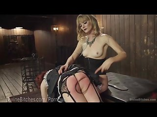 French maid bdsm humiliation