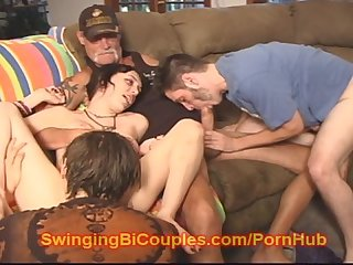 Taboo tales swingers party