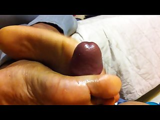 nina ebony sidewinder footjob awesome woman