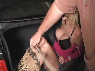 Emily addison Kidnapped in her car