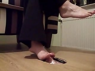 Real foot smother 3