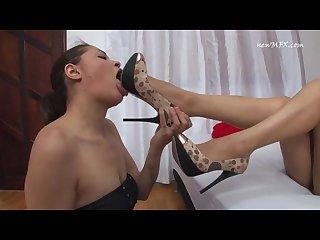 Princess carol s sexy heels feet
