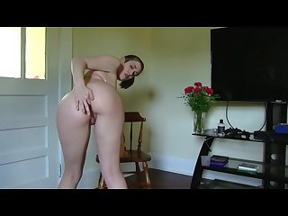 Custom video bride s anal training