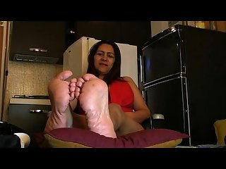 Mature wrinkled soles 2