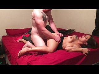 Rough drunk sex cum on my ass
