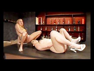 Lesbian bukkake 11 claudia downs