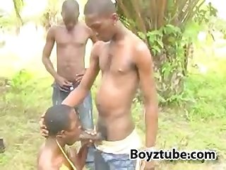 African gay picnic