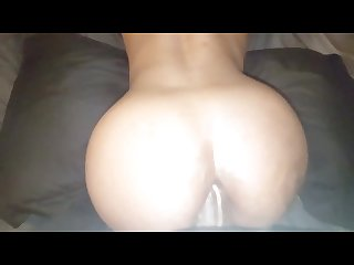 Sucking daddy dick then he fuck me and my ass and pussy