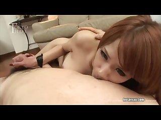 Anal virgin mako nagase