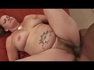bbw granny fucked by a big black cock