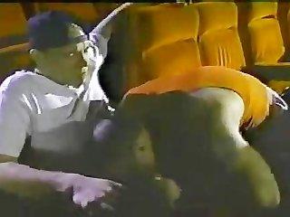Porn theatre