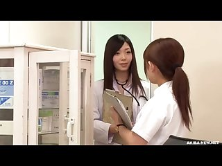 Japanese doctor patient body swap