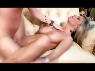 Milf gets fucked by younger guy