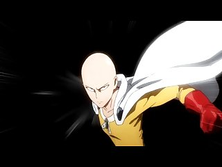 One punch man opening the hero hd