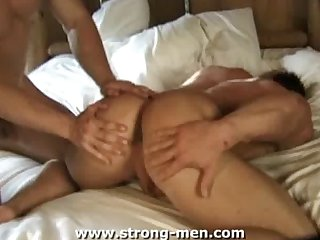 Muscular ass