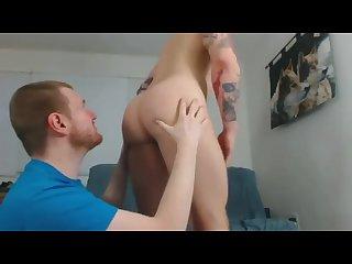 Ass teasing