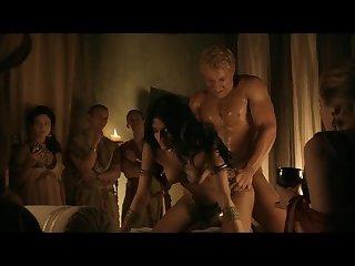 Spartacus uncut like a bull