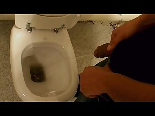Arab fuck in the toilet