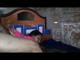 Indian village aunty hard fuck doggy style hindi