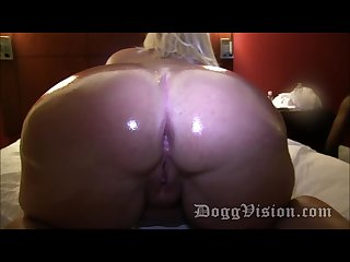 Bareback perfect 60 inch ass cuckold anal wife bbw milf