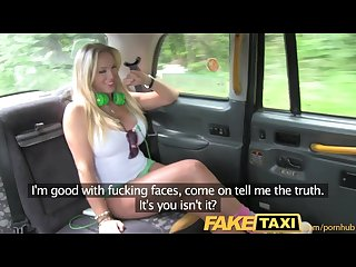 Faketaxi taxi man gives porn star anal rough sex