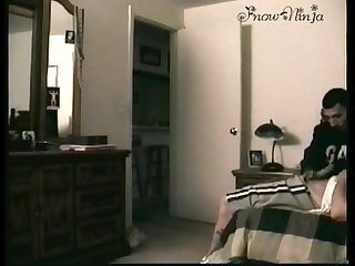 Straight latin blowjob hidden cam