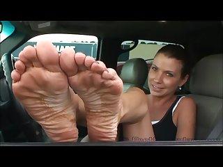 Soccer mom soles sample