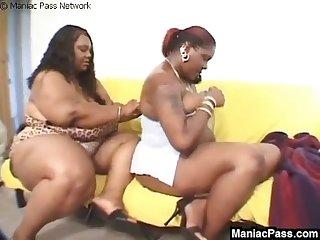 Black bbw sisters