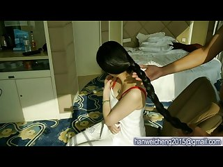 My brother s hairjob video 040