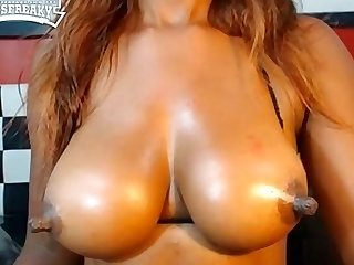 The most suckable nipples ever