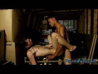 Hot nipple sucking gay porn movietures he s been lured into the attic by