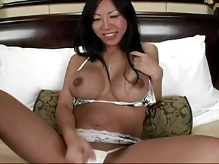 Tia Ling Lactating mommy joi