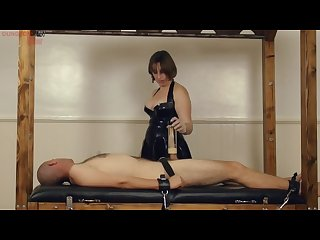 Milking machine torture non stop