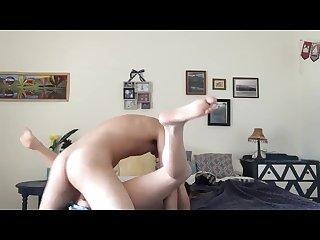 Fucking my hot neighbor in leggings