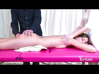 Yonitale hot silvie luca has amazing orgasms 1