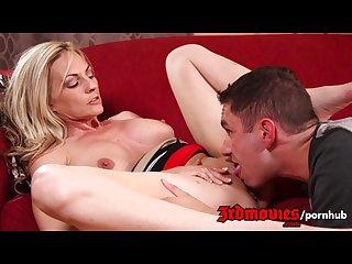 3rdmovies cougar tutor Nina elle loves big dicks