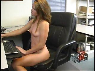 Worker Debbie hypnotized