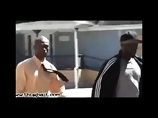 Hustling thug