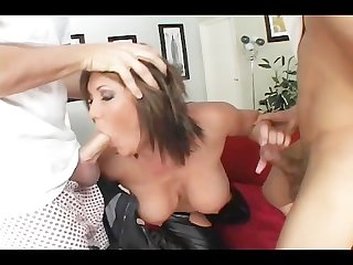 Sperm splattered 4 scene 5