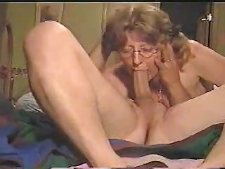Ugly mature shows she can still make cock grow hard with deepthroat skills3